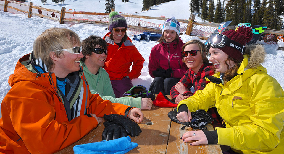 Gap Years in Canada with Simply Snowsports