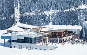 Roundhouse Whistler, Canada