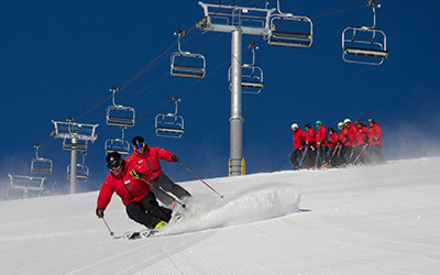 Ski Instructor Training