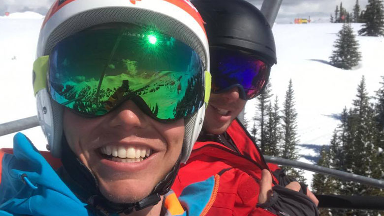 Zack Willaims - Ski Instructor Course at Marmot Basin
