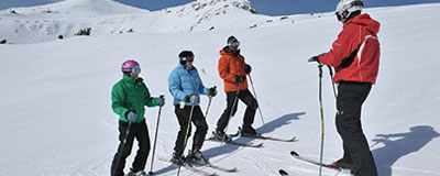 Ski Instructor Courses in Canada