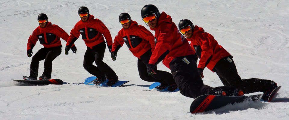 Snowboard Courses at Marmot Basin